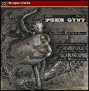 Peer Gynt - Vinile LP di Edvard Grieg,Sir Thomas Beecham,Royal Philharmonic Orchestra