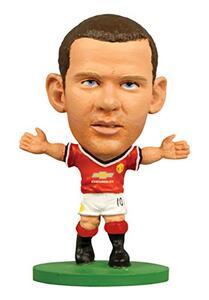 Soccerstarz. Man Utd Wayne Rooney Home Kit 2016 Version - 2