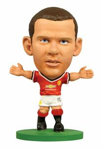 Soccerstarz. Man Utd Wayne Rooney Home Kit 2016 Version - 3