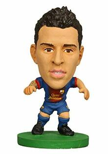 Soccerstarz. Barcelona Thiago Alc?Ntara. Home Kit 2013 Ki