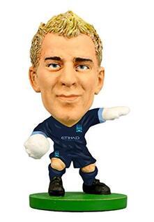 Soccerstarz. Man City Joe Hart . Home Kit 2016 Version /