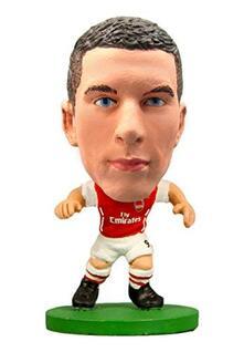 Soccerstarz. Arsenal Lukas Podolski ? Home Kit 2015 Versio