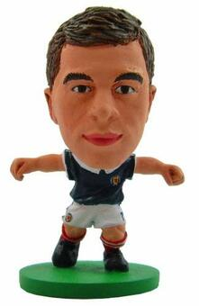 Soccerstarz. Scotland James Forrest. Home Kit /Figures