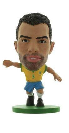 Soccerstarz. Brazil Sandro. Home Kit /Figures