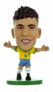 Soccerstarz. Brazil Neymar Jr. Home Kit /Figures - 2