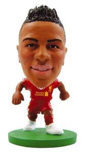 Soccerstarz. Liverpool Raheem Sterling. Home Kit 2015 Ver