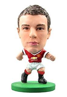 Soccerstarz. Man Utd Jonny Evans Home Kit 2015 Version