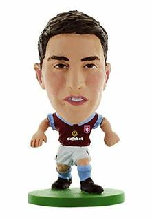 Soccerstarz. Aston Villa Matthew Lowton Home Kit 2014/2015