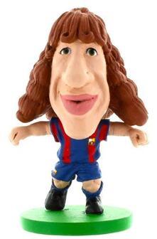 Soccerstarz. Barca Toon Carles Puyol Home Kit