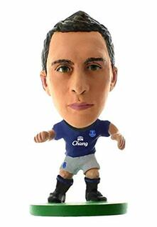 Soccerstarz. Everton Phil Jagielka Home Kit 2016 Version