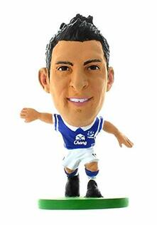 Soccerstarz. Everton Kevin Mirallas Home Kit 2016 Version