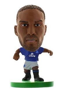 Soccerstarz. Everton Sylvain Distin Home Kit 2015 Version