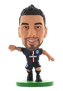 Soccerstarz. Paris St Germain Ezequiel Lavezzi Home Kit 20