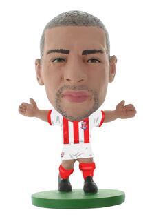 Soccerstarz. Stoke Jonathan Walters Home Kit 2016 Version