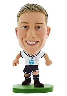 Soccerstarz. Spurs Lewis Holtby Home Kit  2014 Version /F
