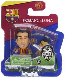 Soccerstarz. Barcelona Pedro Rodriguez Away Kit 2014 Version