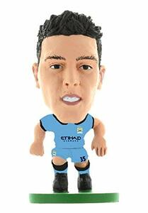 Soccerstarz. Man City Stevan Jovetic Home Kit 2015 - 2