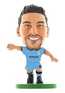 Soccerstarz. Man City Jesus Navas Home Kit 2016 Version - 2