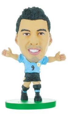 Soccerstarz. Uruguay Luis Suarez