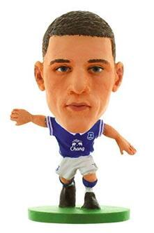 Soccerstarz. Everton Ross Barkley Home Kit 2015 Version
