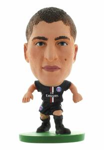 Soccerstarz. Paris St Germain Marco Verratti Home Kit 2015 - 2