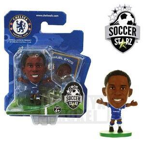 Soccerstarz. Chelsea Samuel Eto'O Home Kit 2014 Version - 2