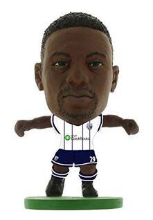 Soccerstarz. West Brom Stephane Sessegnon Home Kit 2015 Version