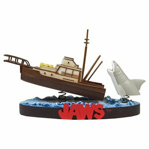 Jaws Deluxe Shakems Bobble Orca Attack Factory Entertainment Figura - 2