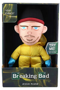 50Fifty Breaking Bad Jessie Talking Plush Peluches
