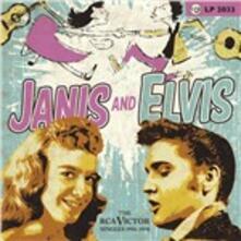 The Rca Victor Singles 56-58 - Vinile LP di Elvis Presley,Janis Martin