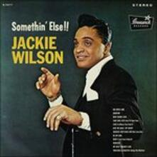 Somethin' Else!! (Hq) - Vinile LP di Jackie Wilson
