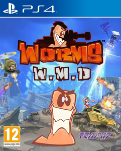 Videogioco Worms W.M.D. Day One Edition - PS4 PlayStation4