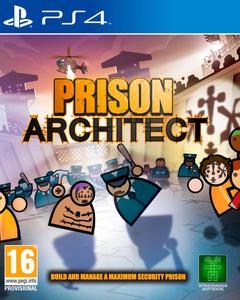 Videogioco Prison Architect - PS4 PlayStation4