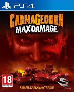 Videogioco Carmageddon: Max Damage - PS4 PlayStation4