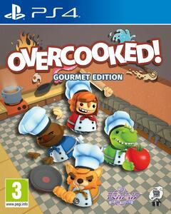 Overcooked - PS4 - 2
