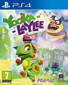 Yooka-Laylee - PS4