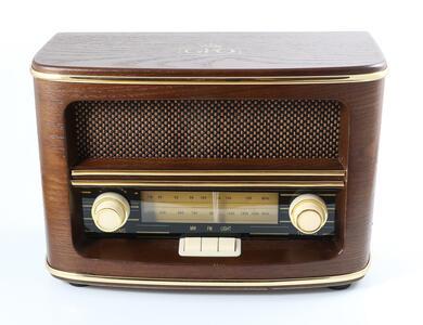 Radio Gpo Winchester Nostalgic Radio Mw/Fm