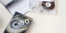 Gpo C90 Blank Tape