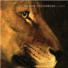 Lions - Vinile LP di William Fitzsimmons