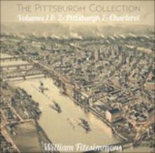 The Pittsburgh Collection vols. 1 & 2 - Vinile LP di William Fitzsimmons