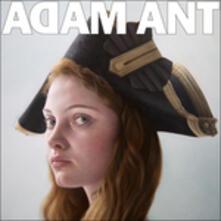 Adam Ant Is the Blueblack Hussar in Marrying the Gunner's Daughter - Vinile LP di Adam Ant