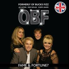 Fame and Fortune - Vinile LP + CD Audio di Formerly of Bucks Fizz
