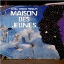 Africa Express Presents. Maison des jeunes - Vinile LP
