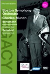 Boston Symphony Orchestra. Charles Munch - DVD
