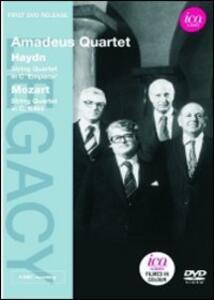 Amadeus Quartet Play Haydn & Mozart - DVD
