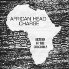 Return of the Crocodile - Vinile LP di African Head Charge