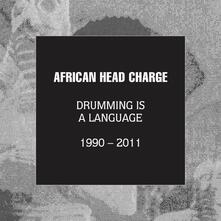 Drumming Is a Language (Box Set) - CD Audio di African Head Charge