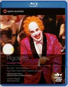 Giuseppe Verdi. Rigoletto - Blu-ray