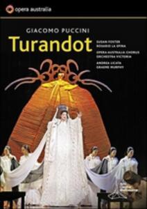 Giacomo Puccini. Turandot di Graeme Murphy - DVD