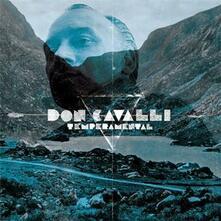 Temperamental - Vinile LP + CD Audio di Don Cavalli